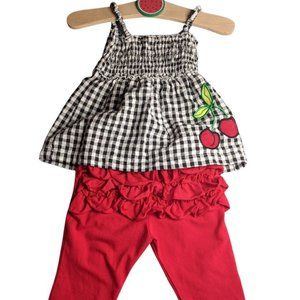 Fisher Price Baby Girls Toddlers Kids Outfit Dress